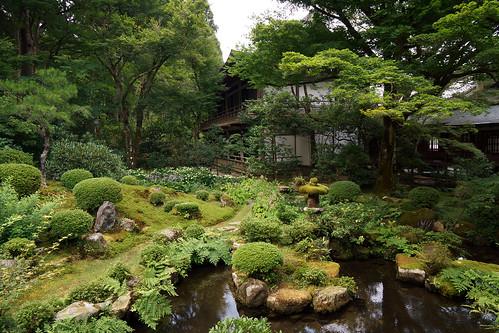 The Garden at Sanzen-in