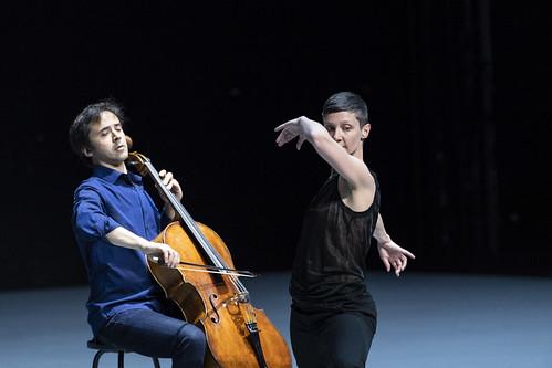 Jean-Guihen Queyras, Marie Goudot