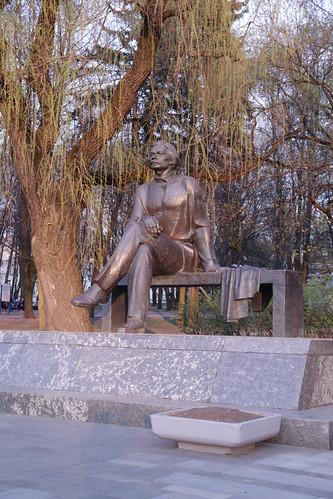 Скульптор Иван Миско. Писатель Максим Горький. The sculptor Ivan Misko. Writer Maxim Gorky (17)