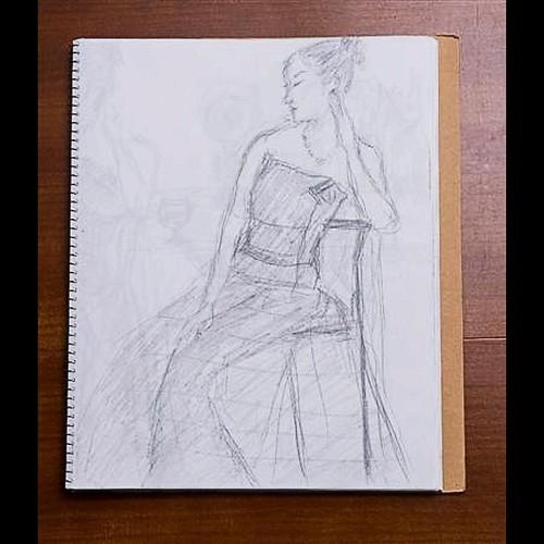 Kamachi Sachiko - Sketch II