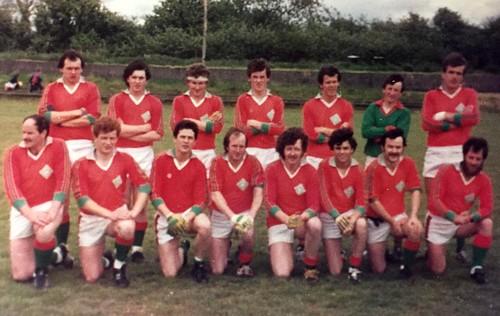 1984 Senior Championship First Rd V Ballinabranna in Tullow