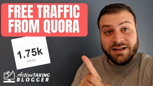 How to Get Free Traffic From Quora (Quora Traffic Tutorial 2019)