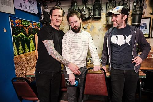 Andrew Orvedahl, Ben Roy, Adam Cayton-Holland - The Grawlix - The Bug Theatre
