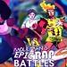 Molemans Epic Rap Battles #45: Garnet Vs. Firestorm