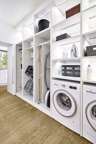 EASY BONDI-E | XYLO #Housing room #laundry #Living room #Kitchen room #white …