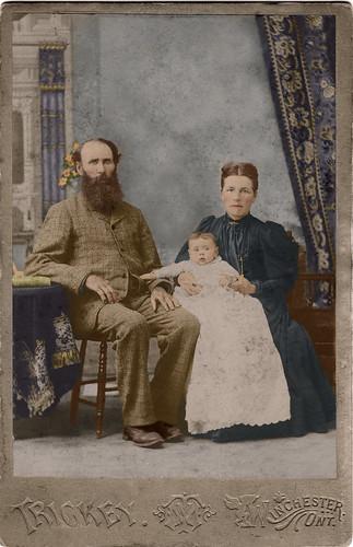 Great Grandfather Sandy Stewart 1894