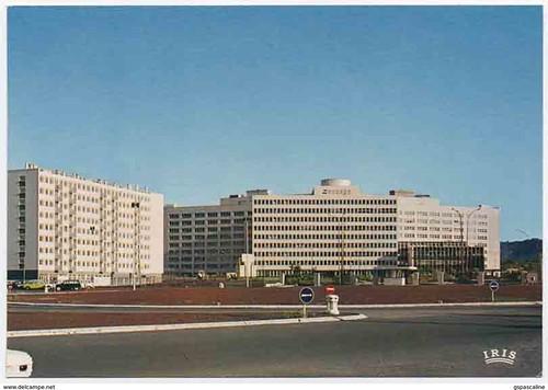 63 CHU CLERMONT FERRAND - Edts La Cigogne - Centre Hospitalier Régional Universitaire