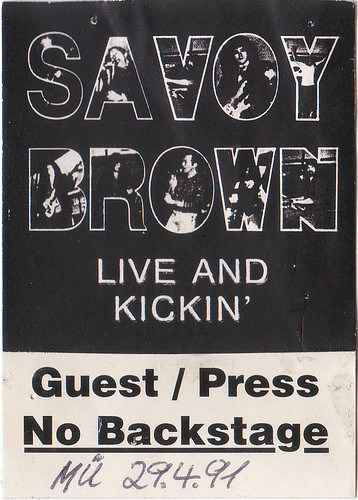 1991-04-29 Savoy Brown