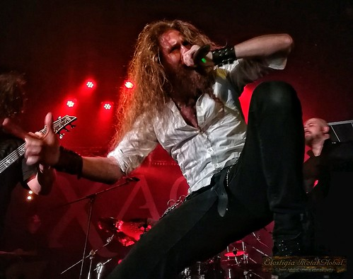 XAON - LIVE MADRID 14/03/2019 (Sala Caracol)