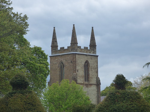 Priory Church of St Mary at Canons Ashby