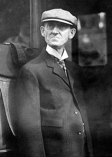 John Tomlinson Brush, First New York Artillery Civil War Veteran (shown c. 1911)