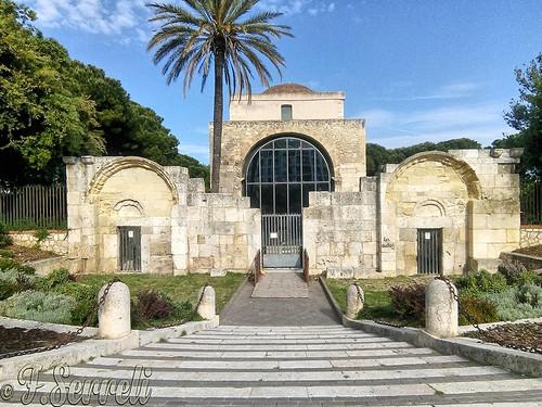 Cagliari – Basilica di San Saturnino