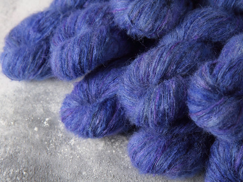 It's a Stitch Up Fuzzy Lace in 'Twilight'
