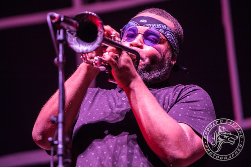 THE HOT 8 BRASS BAND - Mediolanum Forum, Assago (MI) 17 May 2019 © Rodolfo Sassano-58