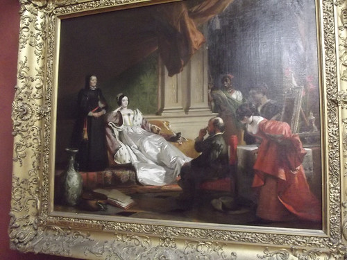 Petworth House - Sancho Panza and the Duchess