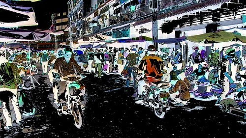 Cambodia - Phnom Penh - Streetlife - 53dd