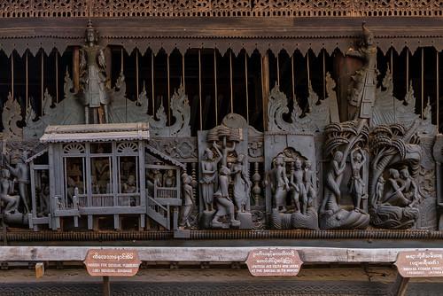 Monasterio en Kalaw