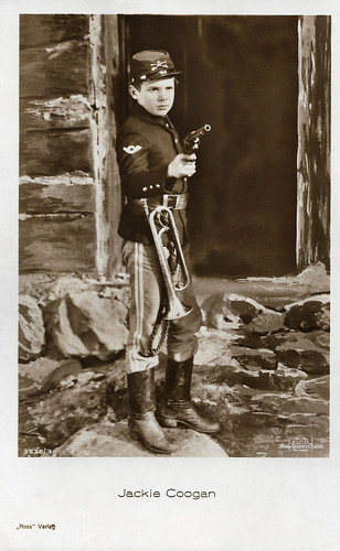 Jackie Coogan in The Bugle Call (1927)