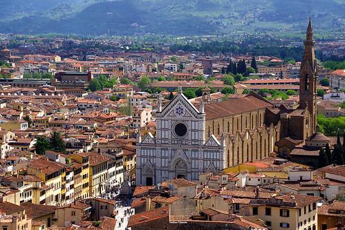 Santa Croce (dall'alto)