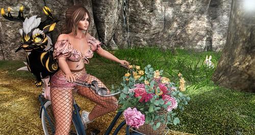 FLF dragon bike ride