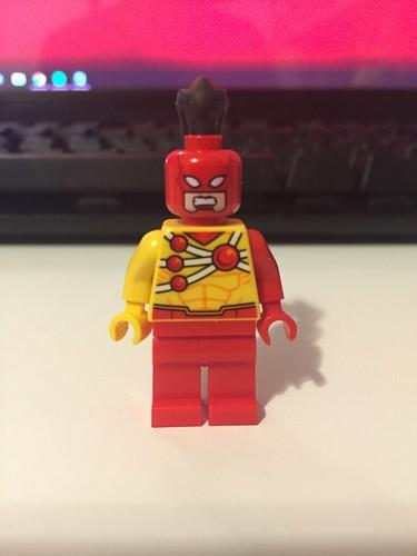 DC's Judomaster