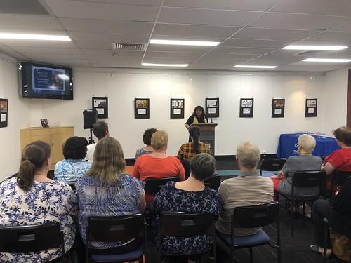 Sulari Gentill @ Hornsby Library