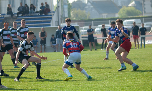 U18 : XV Emeraude / Pill Harriers RFC