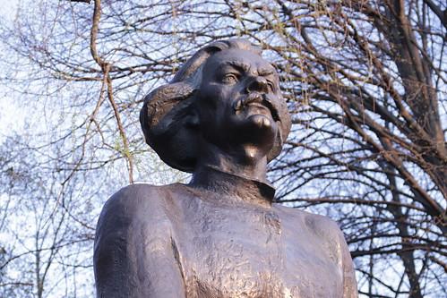 Скульптор Иван Миско. Писатель Максим Горький. The sculptor Ivan Misko. Writer Maxim Gorky (13)