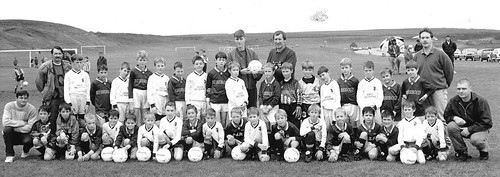 7-a-side Victoria Park Arbroath 1995
