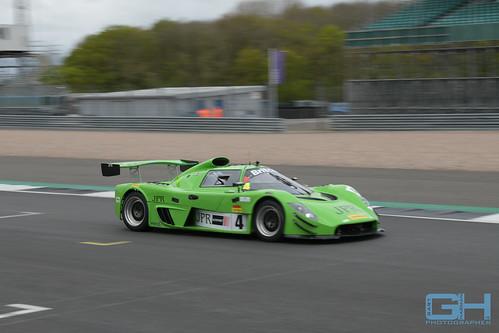 Steve Harris Chris Hart JPR Motorsport Saker RAPX-1521