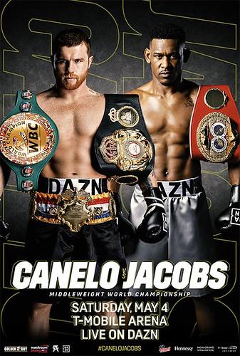 Canelo vs Jacobs Live Stream