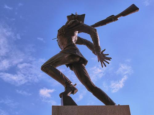 Katyn Memorial, Jersey City NJ