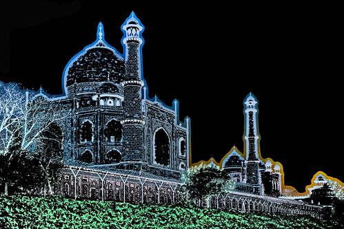 India - Uttar Pradesh - Agra - Taj Mahal - 112ee