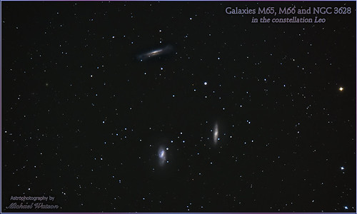 2019 May 5 ~ Galaxies in the constellation Leo