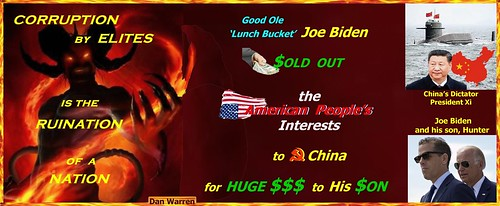 Biden's 'Pay for Play' Corruption with China