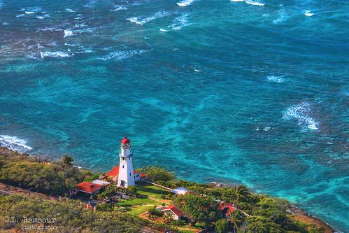 Diamond Head Lighthouse - Honolulu, O'ahu, Hawaii