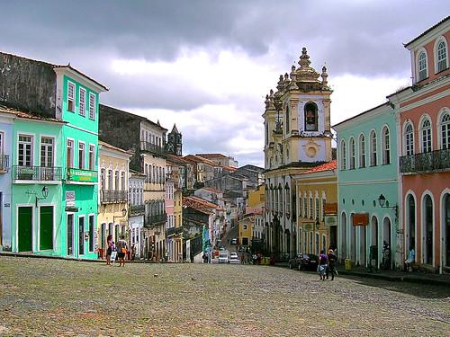 São Salvador da Bahia de Todos os Santos (Pelourinho)