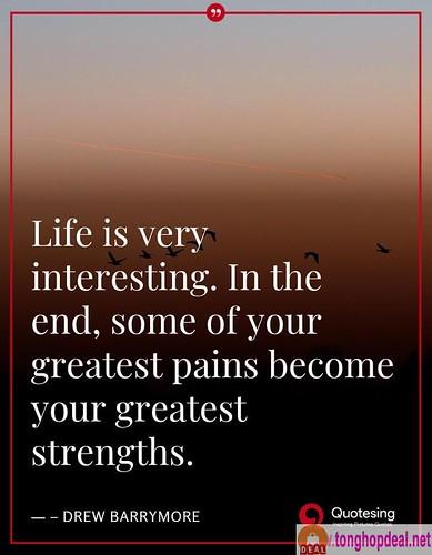 Short Inspirational Quotes About Strength - Hình (1)
