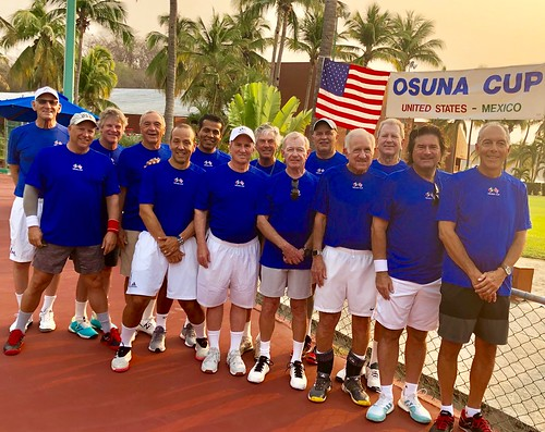 The 2019 US Osuna Cup Team