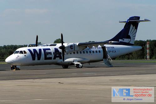 2005-09-18 MGL SP-KCA ATR42 WHITE EAGLE Kopie