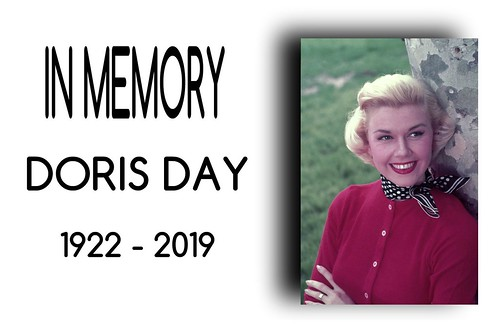 A Sad Day .... Hollywood Legend Doris Day Passes Away At 97