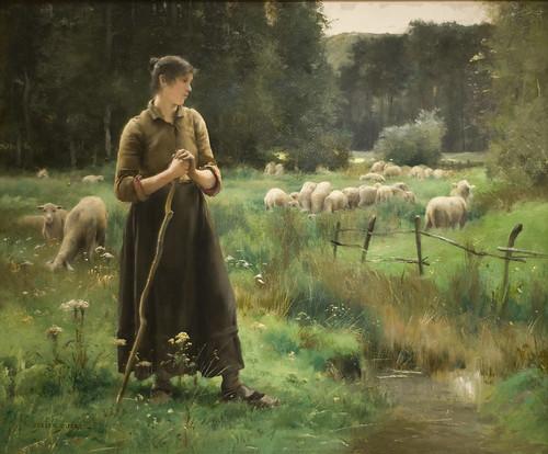 Julien Dupré (1851 – 1910)