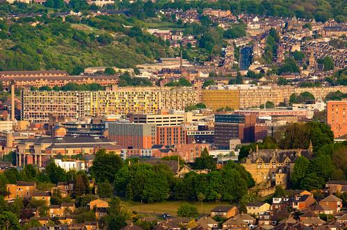 Park Hill Sheffield