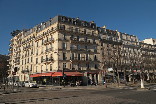 Avenue des Gobelins - Paris (France)