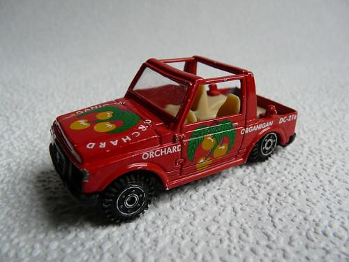 Pioneer® Green Farm SUZUKI SAMURAI 4X4 7,2cm