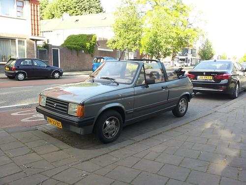 Talbot Samba 1.3 Cabriolet 1983