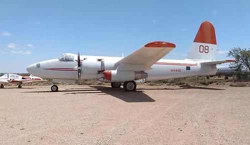 Lockheed P-2E Neptune
