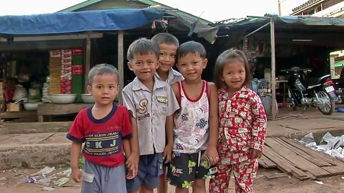 Cambodia - Market - Children - 94