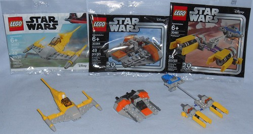 Lego - Star Wars Poly Bags