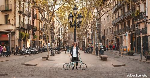 El Born allà on tot va tornar a començar - Retrat ciclista a Rut Vidal